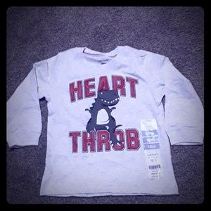 NWT Carter's 18 month Valentine's Day T-Shirt